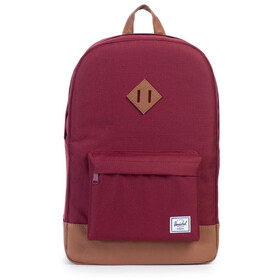 Herschel Heritage Backpack Unisex, windsor wine/tan